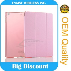 Ultra Slim Flip leather case for ipad 4