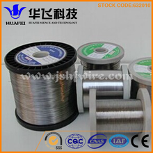 The market average ASTM 304 stainless steel wire 0.12mm-0.35mm