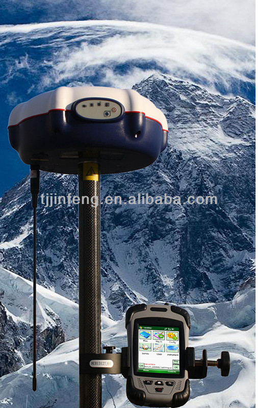 GPS RTK dual frequency surveying instrument M500