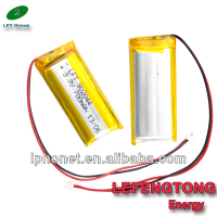 3.7v 700mah rechargeable lithium ion battery for power tools