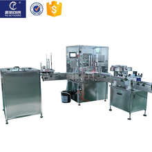 China engineers available anti explosion eliquid automatic small liquid plastic bottle packaging machine with high quality