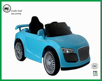 Sport kids car flashing wheels new design for kids to drive,electric toys car for kids