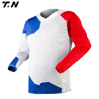 Wholesale blank motocross jersey motorcycle jersey racing team shirts