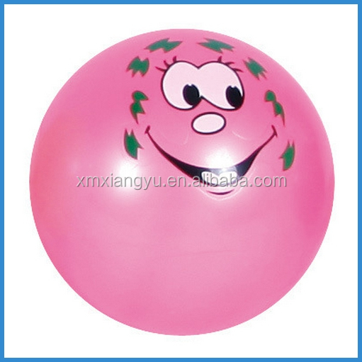 Hot-sale non-toxic PVC small inflatable game ball