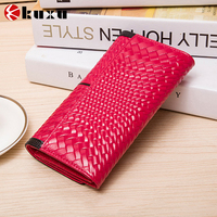 2015 Wholesale New Fashion Leather Women Wallet