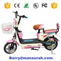 2015 electric bicycle/ lady style with 36V /26 inch YQ-2609A /EN15194
