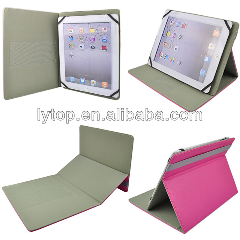 10 inch PU Leather Universal Case For IPad