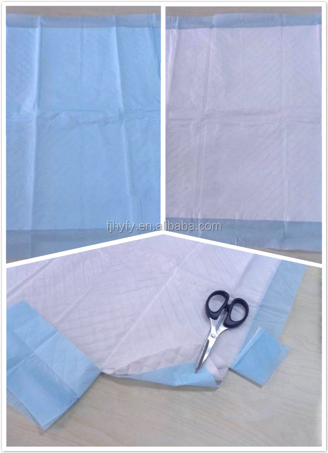 disposable hospital surgical underpads