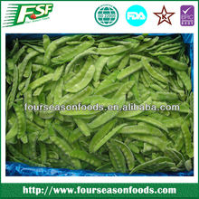 Best Price sell chinese iqf peapods frozen pea pods