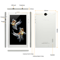 for smart phone China Factory 7 Inch Tablet Touch Screen Android Tablet 4GB Ram Quad Core PC Tablet Android Sim Card