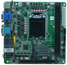 With 2*DDR4 2133MHZ RAM slot mini-itx motherboard for 2 lan Support Windows 7/ 8.1/ <strong>10</strong> <strong>system</strong>