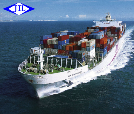 Alibaba Express Freight Forwarder 20ft / 40ft Container Shipping Rates China To USA