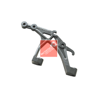 1333733 Truck Bracket, Battery Cover SCANIA