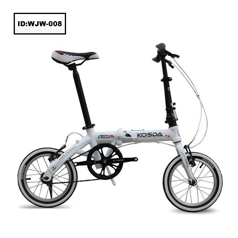 chinese supplier 14 inch wheel Aluminum alloy folding bike