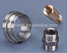 A Self Clinch Bearing Housing, a HVAC Fitting and an Aircraft Hydraulic Tube Fitting