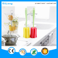 Hot sale cheap price kitchen cleaning rubber sponge ball sponge cleaning ball