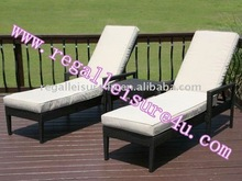 sell RLF-LH-005 patio garden synthetic rattan outdoor wicker lounge furniture set