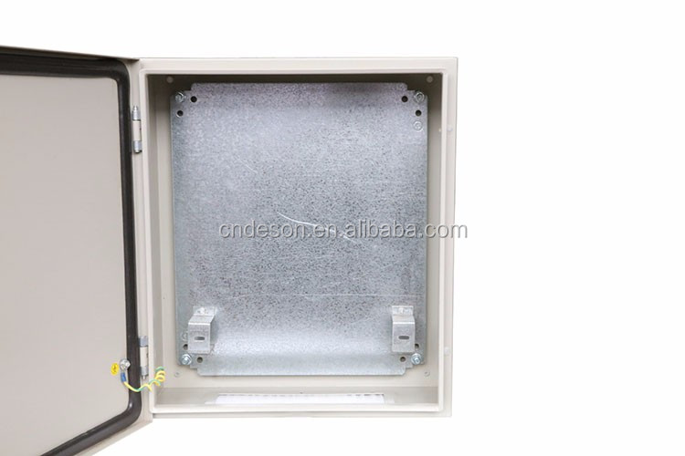 Waterproof Outdoor Distribution Box IP65 Size 800*600*200mm Project Metal Enclosure Box
