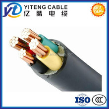 CU/PVC / XLPE Power Cable 25MM 35MM 50MM 75MM 120MM 150MM 240MM