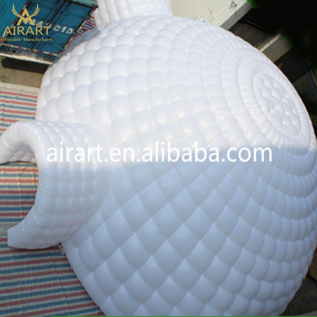 Party style large inflatable air dome tent inflatable garden tent