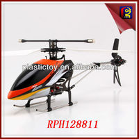 Newest Style! 4CH Sigle -Rotor Helicopter /4Channel Redio Control Helicopter With Gyro RC Toy RPH128811 RC Helicopter