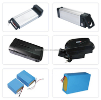 Manufactory Price Customized Rechageable Ebike Lifepo4 Battery 36V 5Ah