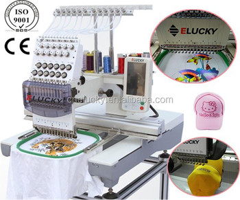 Cheap Price Computerized Embroidery Machine Price In India For Hat Flat T Shirt Shoes Bags - Buy ...