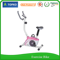 TOPKO fitness gym bike exercise bike heavy flywheel home indoor exercise bike