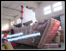 Customized!!!Inflatable Ship/Boat Model/For Event W10363