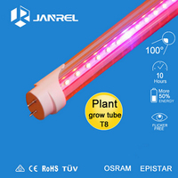 High quality Hydroponic 9w 14w 18w 22w led plant grow light ,grow light for fruit , cegetablem aluminum +PC LED Plant Grow Li
