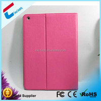 Most Popular Products China Wallet Stand Case PU Leather Cover for iPad Air 9.7'' Smart Cover for iPad 5 Flip Thin Design