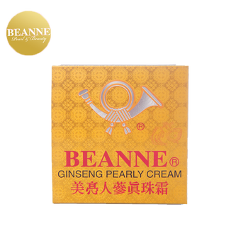 2B210 Special Ingredients Pearl Powder Ginseng Whitening Pearl Cream