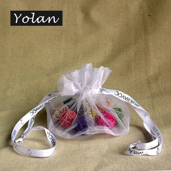 top quality wedding gift bags organza gift bags