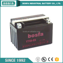 China manufacturer 12v 8ah YTX9-BS motorcycle battery prices