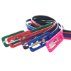 candy color slim men/women pu leather belt with stitching border candy color fluorescence patent leather belt