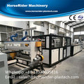High quality plastic extrusion machine / door making machine in suzhou
