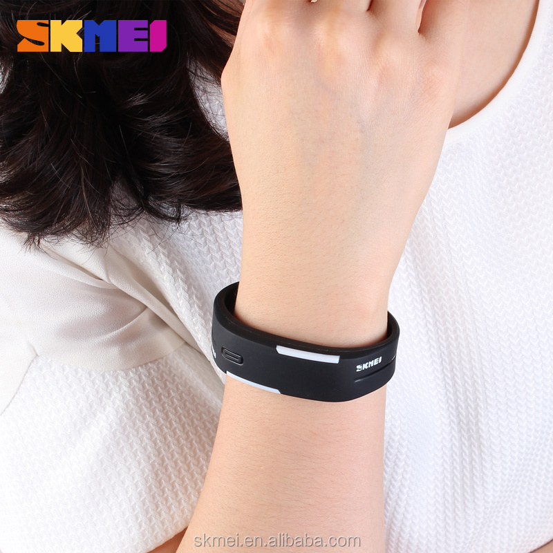 Small led wristbands china oem manufacturer relojes online selling