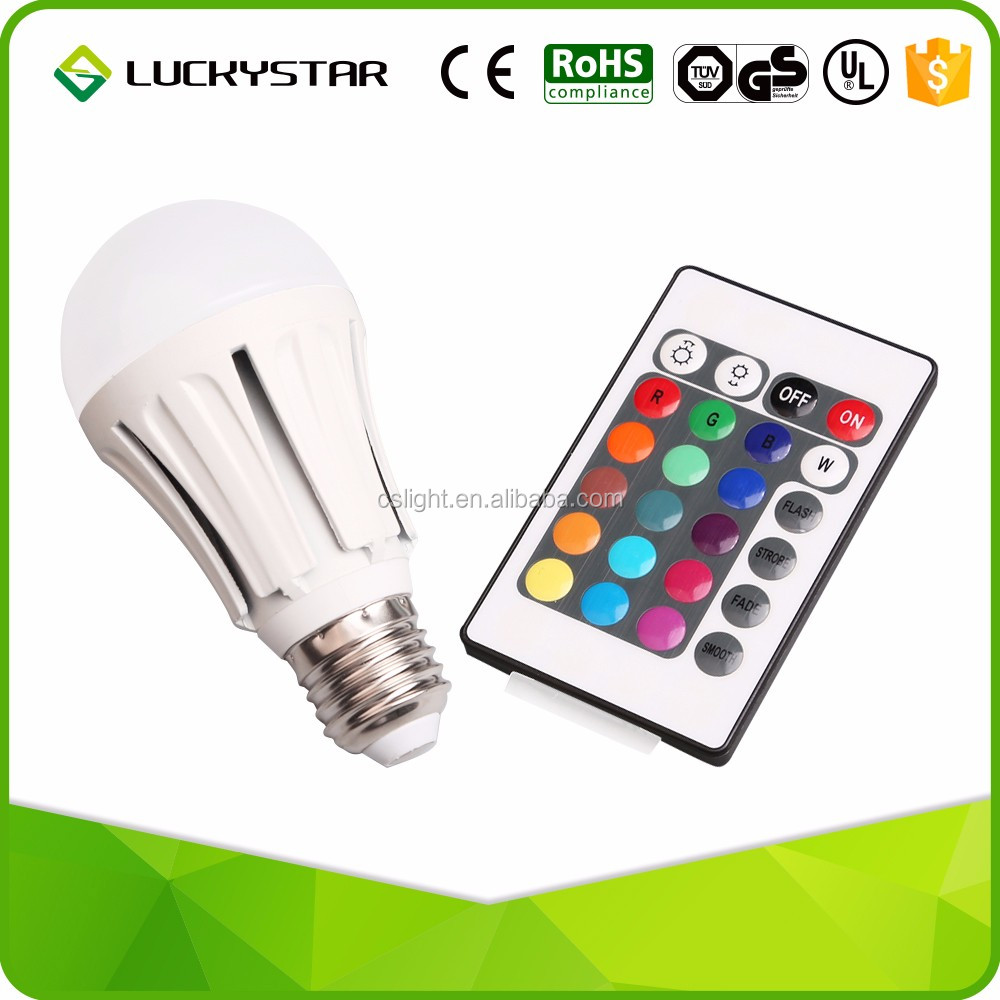 luckystar New E27 LED lamps are the energy efficient mercury free long life replacement for incandescent bulbs