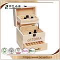 Wholesale Modern solid wooden exquisite essential oil box