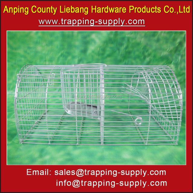 Pest Stop Multicatch Rat Cage Rodent Humane Trap