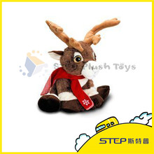 2015 New Style Rabbit Stuffed & Plush Toy Animal for Nice Christmas Gift
