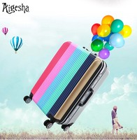 Best selling business trolley travel luggage sets/suitcase