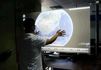 19 22 32 42 46 47 55 65 70 84 100 200 inch Capacitive Interactive touch foil,Transparent Nano Touch Film For Touch Table Project