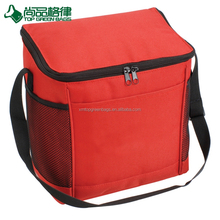 Wholesale custom logo insulated handy cooler bag fancy fitness lunch bag