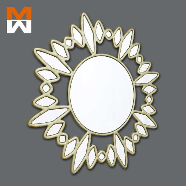 Good Quality Lower Price Wholesale wall mirrors ornate art deco vintage bathroom