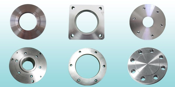 square flange- stainless steel material