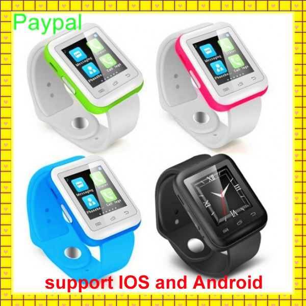 new Bluetooth call popular Clock smart watch sync for iphone