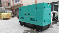 100kva guangzhou power silent electric factory price genset price of generator for sale 110kva stamford