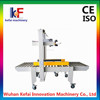 hot selling model KF semi automatic carton sealer ( top & bottom belt drive )