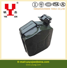 5L gallon oil drum/gallon jerry can/metal jerry can